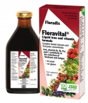 Floradix Floravital Liquid Iron & Vitamin Formula  500ml